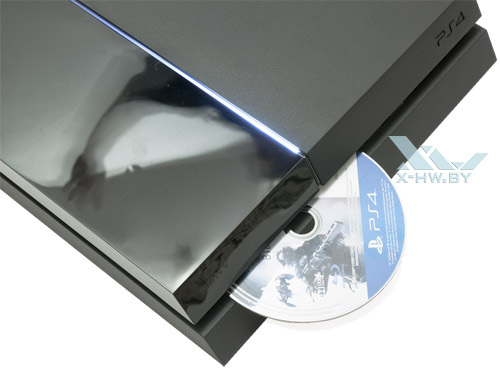 Sony PlayStation 4 c диском