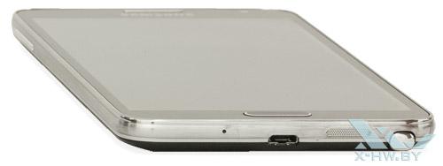 Нижний торец Samsung Galaxy Note 3 Neo