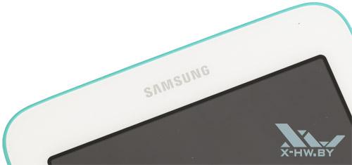 Верхняя часть лицевой панели Samsung Galaxy Tab 3 Lite