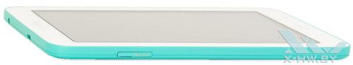 Левый торец Samsung Galaxy Tab 3 Lite