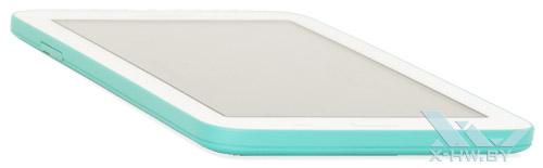 Нижний торец Samsung Galaxy Tab 3 Lite