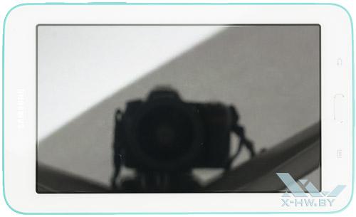 Samsung Galaxy Tab 3 Lite. Вид сверху