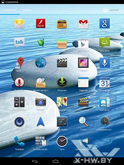 Приложения bb-mobile Techno 7.85 3G
