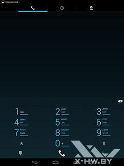 Приложение для совершения звонков на bb-mobile Techno 7.85 3G. Рис. 3