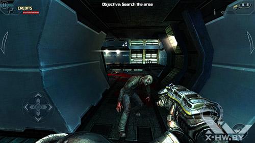 Игра Dead Effect на Highscreen Boost 2 SE