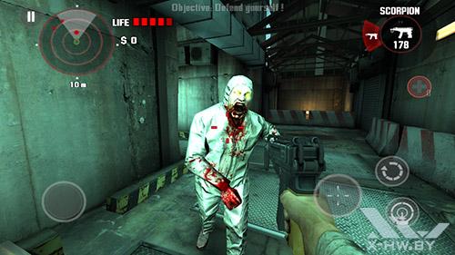 Игра Dead Trigger на Highscreen Boost 2 SE