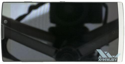 Highscreen Boost 2 SE. Вид сверху