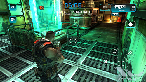 Игра Shadowgun: Dead Zone на Highscreen Boost 2 SE