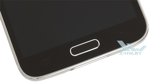 Кнопки Samsung Galaxy S5
