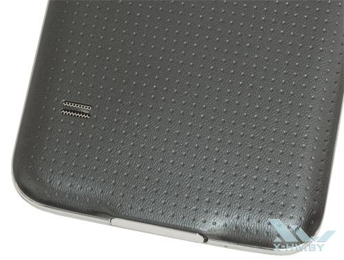 Динамик на задней крышке Samsung Galaxy S5