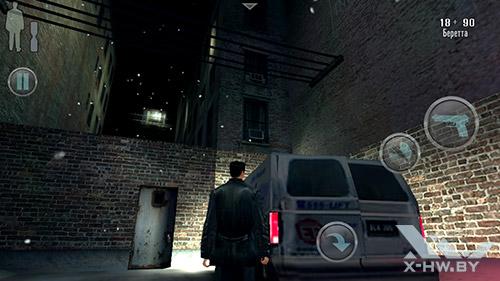 Max Payne на Samsung Galaxy S5