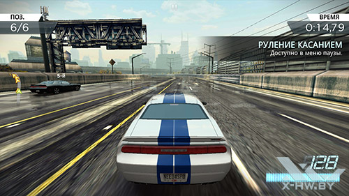 Need for Speed на Samsung Galaxy S5