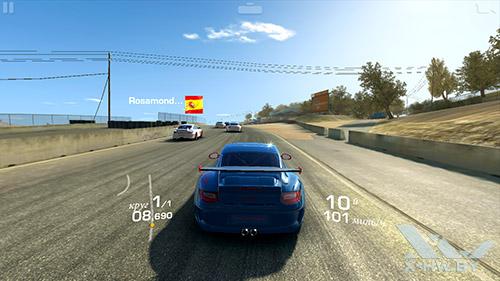 Real Racing 3 на Samsung Galaxy S5