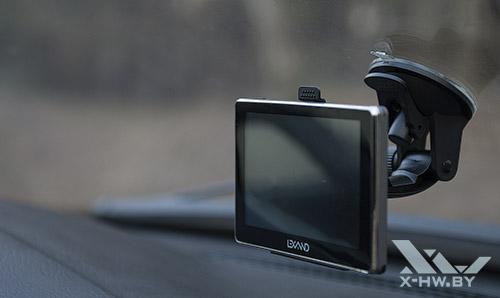 Lexand STA-5.0 в автомобиле