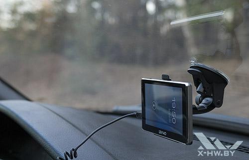 Lexand STA-5.0 в автомобиле. Рис. 2
