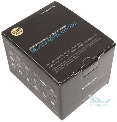 Коробка BlackSys CF-100 GPS 2CH