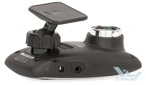 BlackSys CF-100 GPS 2CH. Разъемы GPS, питания