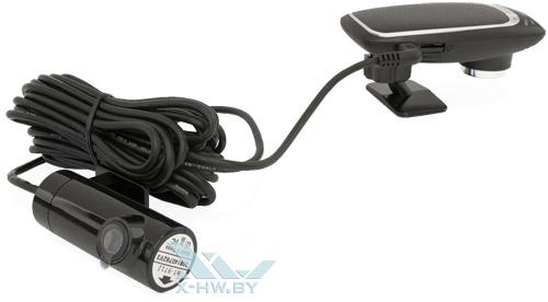 BlackSys CF-100 GPS 2CH. Фронтальная и тыльная камеры