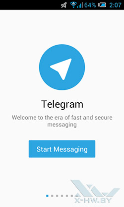 Telegram. Рис. 1