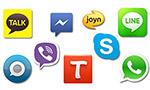 Мессенджеры для Android и iOS