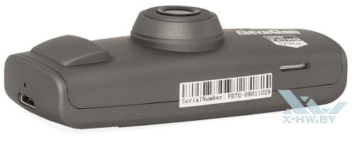 AdvoCam-FD7 Profi-GPS. Вид снизу