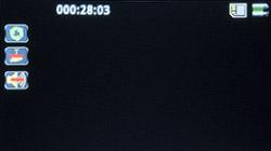 Главный экран меню AdvoCam-FD7 Profi-GPS