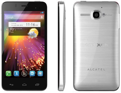 Alcatel OneTouch Star