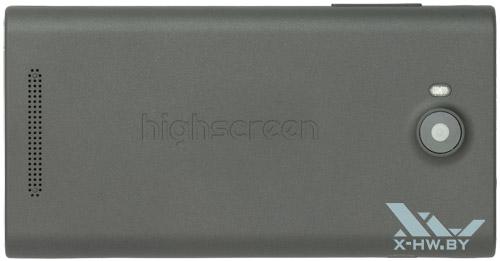 Задняя крышка Highscreen Zera F