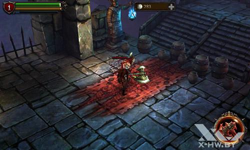 Игра Eternity Warriors 2 на Highscreen Zera F