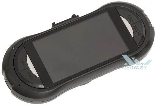 AdvoCam-FD6S Profi-GPS. Вид сзади