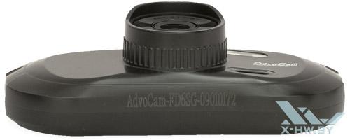 Нижний торец AdvoCam-FD6S Profi-GPS