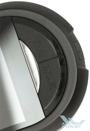 Кнопки Rec и Mode на AdvoCam-FD6S Profi-GPS