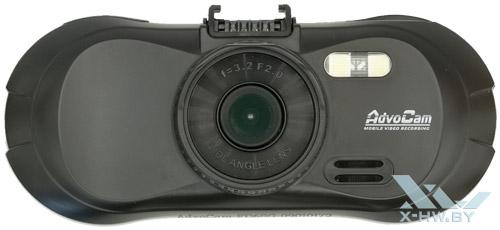 AdvoCam-FD6S Profi-GPS. Вид спереди