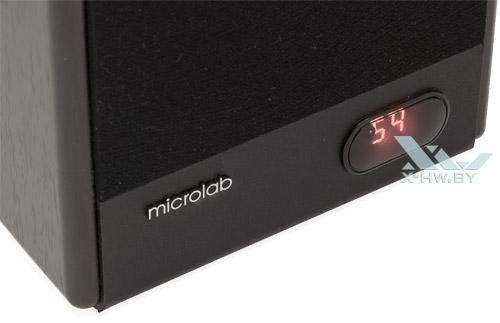 Индикатор Microlab Solo 4C красного цвета