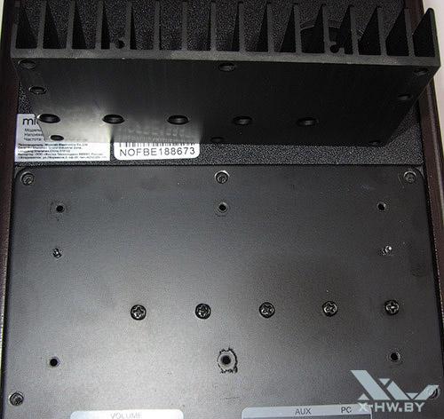 Радиатор Microlab Solo 4C