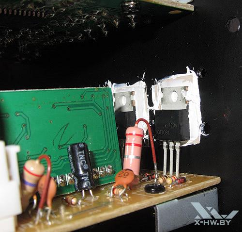 Транзисторы GT1081 Microlab Solo 4C