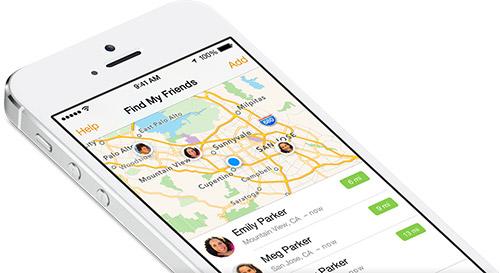 Семейный доступ в iOS 8. Рис. 4