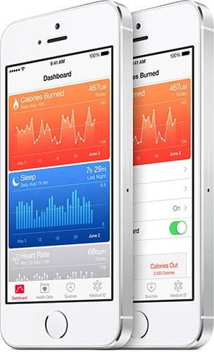 Healthkit в iOS 8. Рис. 1