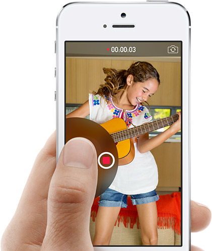 Messages в iOS 8. Рис. 2