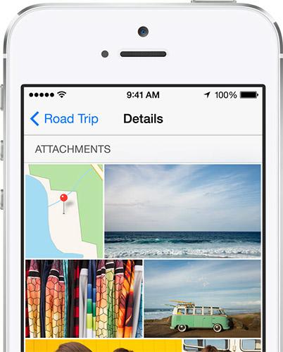 Messages в iOS 8. Рис. 5
