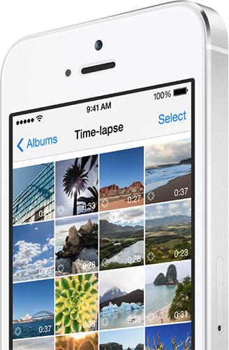 Photos в iOS 8. Рис. 5