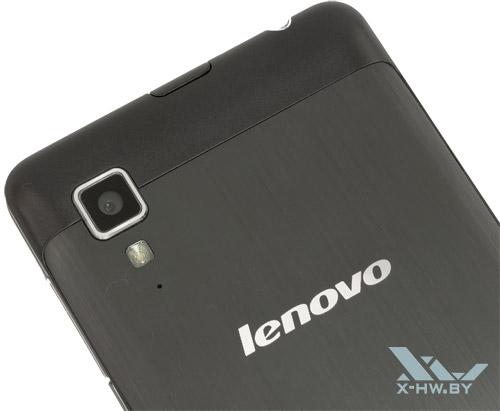 Камера Lenovo P780