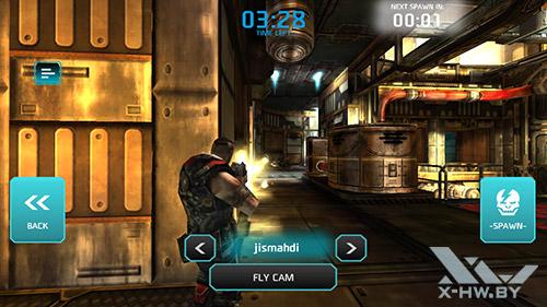Игра Shadowgun: Dead Zone на Lenovo P780