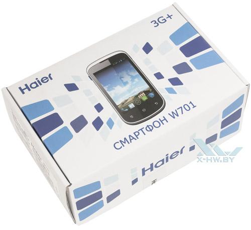 Коробка Haier W701