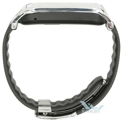 Samsung Gear 2. Вид слева