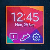 Настройки Samsung Gear 2. Рис. 2