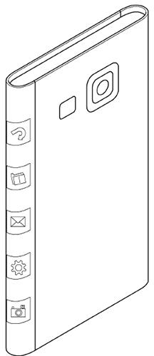 Экран Galaxy Note 4 вряд ли будет обернутым