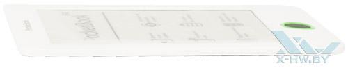 Левый торец PocketBook 614