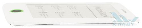 Правый торец PocketBook 614