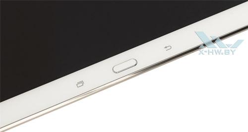 Кнопки Samsung Galaxy Tab S 10.5